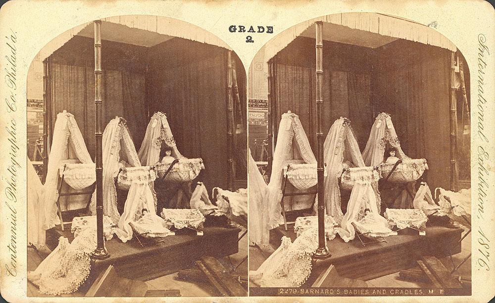 Barnard's babies and cradles