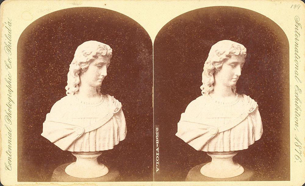 Statue--Bust,