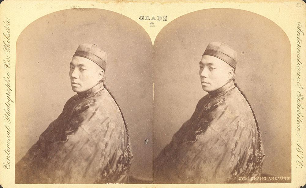Portrait, Chang Ashaung