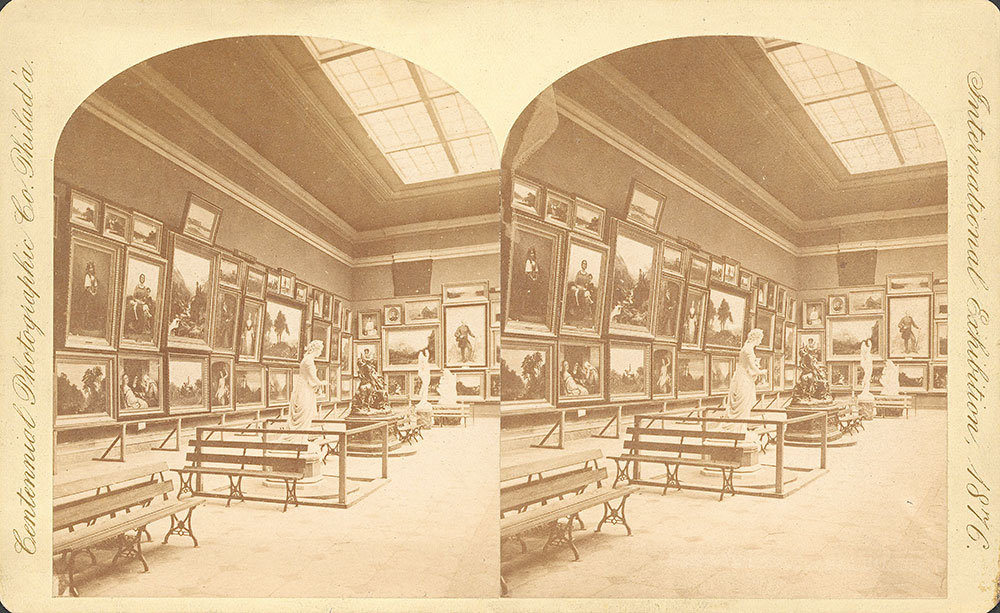 [Fine Arts Building Memorial Hall - Art Annex]
