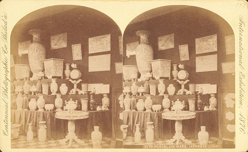 [Porcelain ware--Japanese court]