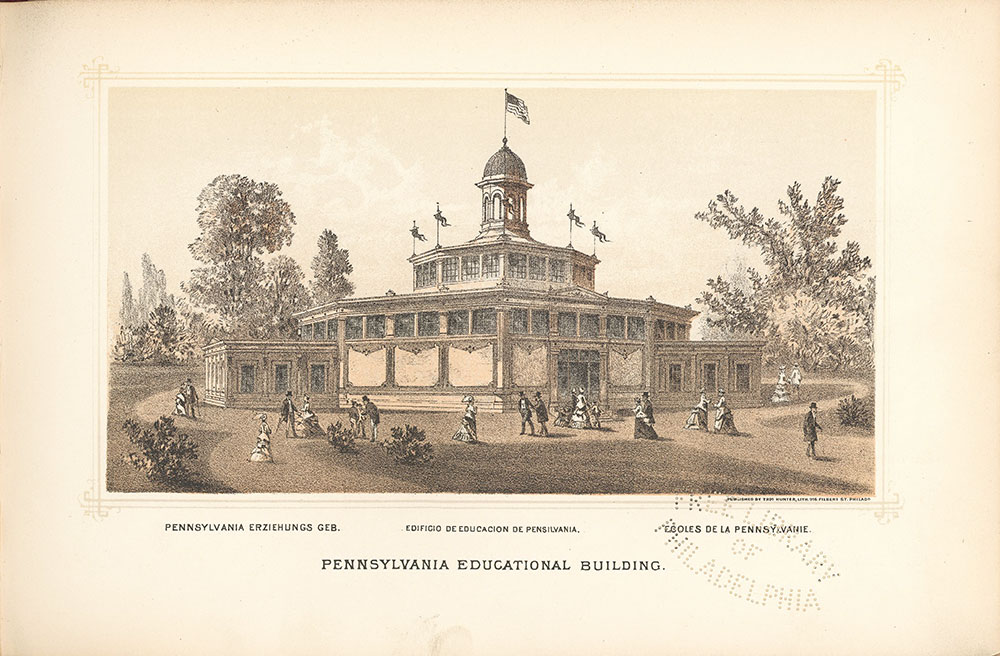 Pennsylvania Educational Building