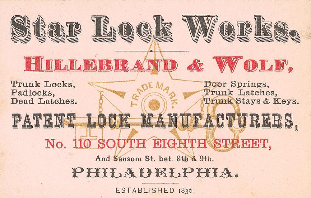 Star Lock Works