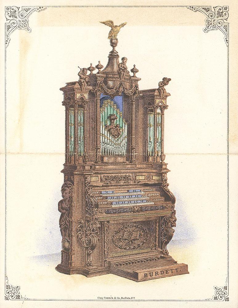 The Burdett Organ
