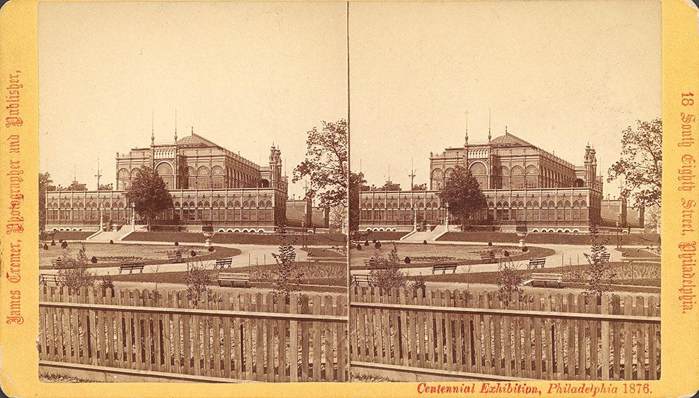 Centennial Exhibition, Philadelphia 1876