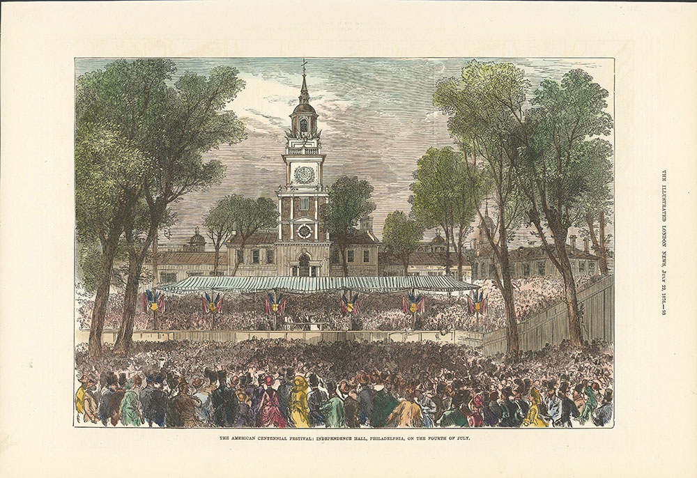 The American Centennial festival