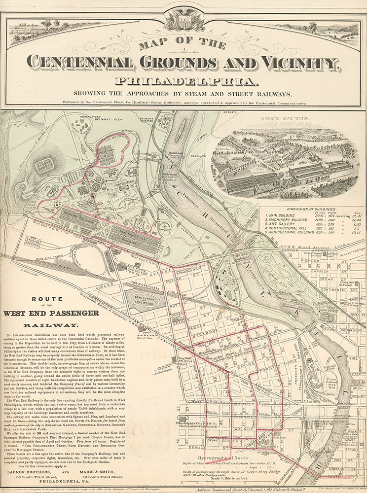Centennial Exhibition 1876 Philadelphia Scrapbook