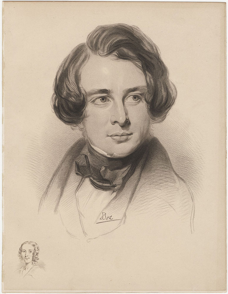 Charles Dickens 1838