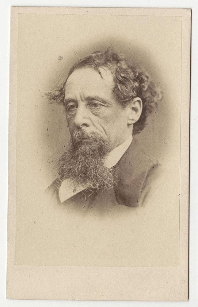 Dickens Carte De Visite