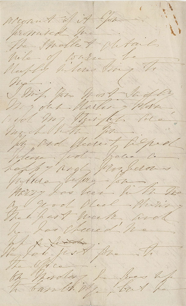ALs from Catherine Dickens