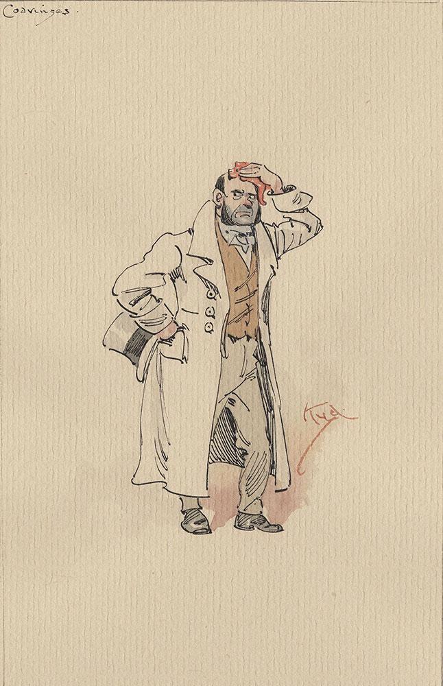 Illustrations of Characters in Dickens's Bleak House--Coavinses