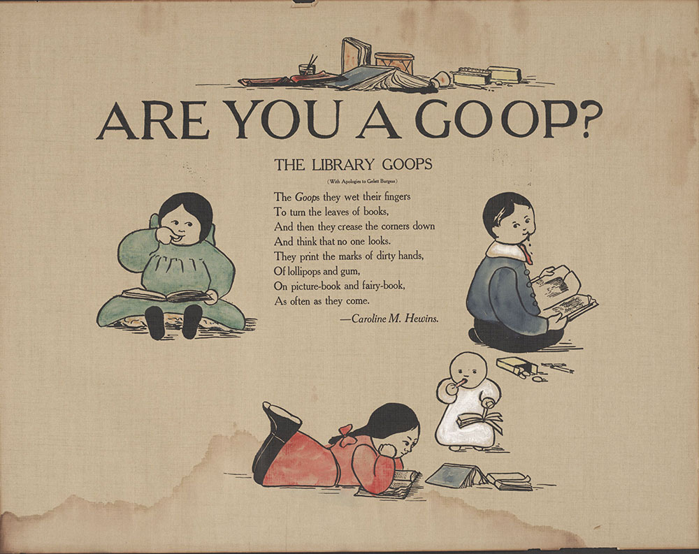 Hewins - Are You A Goop?