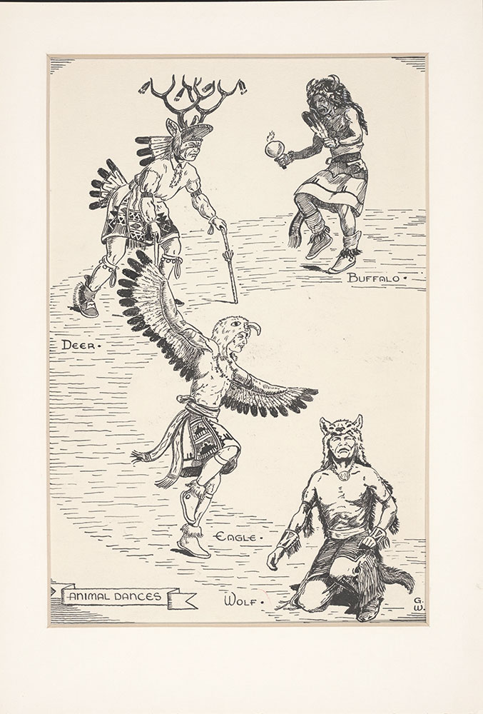 Hofsinde - Indian Hunting - Page 83