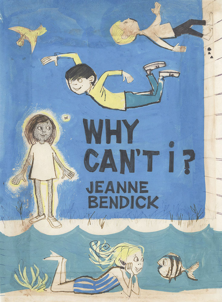 Bendick - Why Can't I? - Cover Illustration
