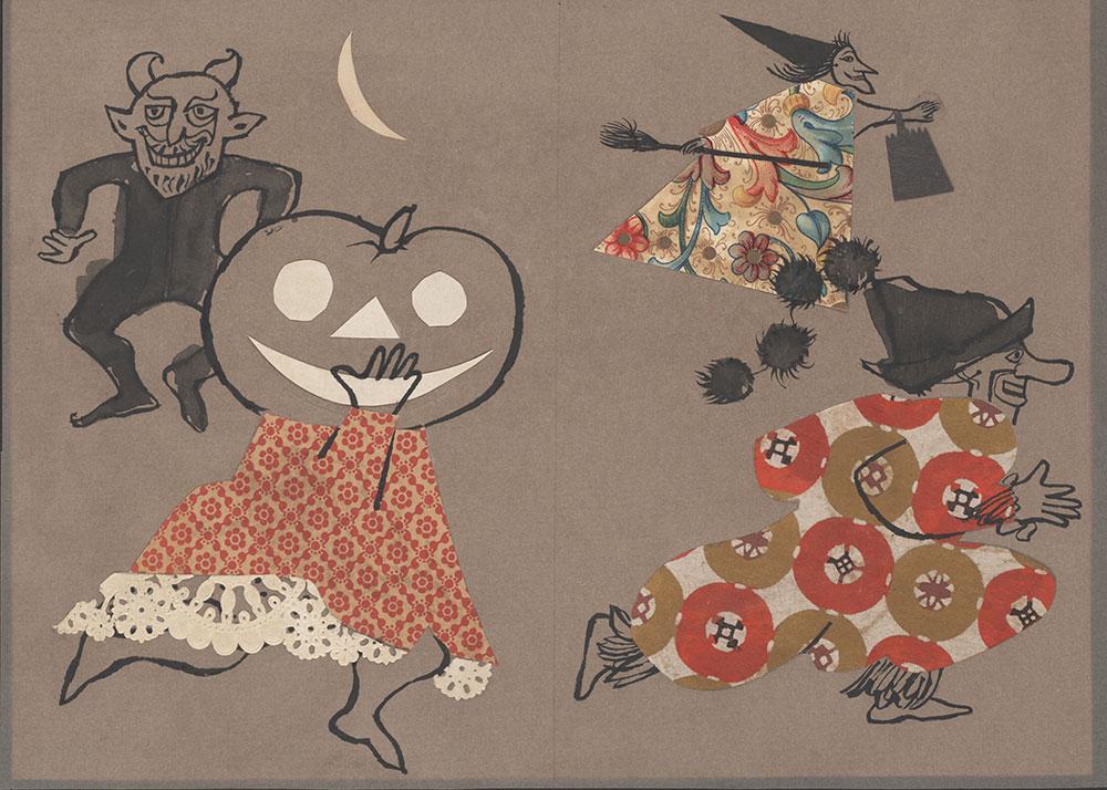Borten - Halloween - Page 8-9