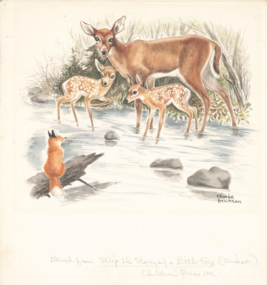 Erickson - Slip, the Story of Little Fox