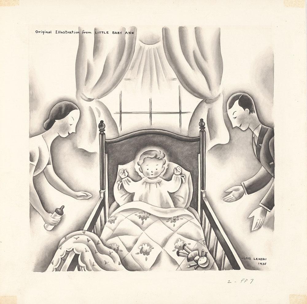 Lenski - Little Baby Ann - Final Art