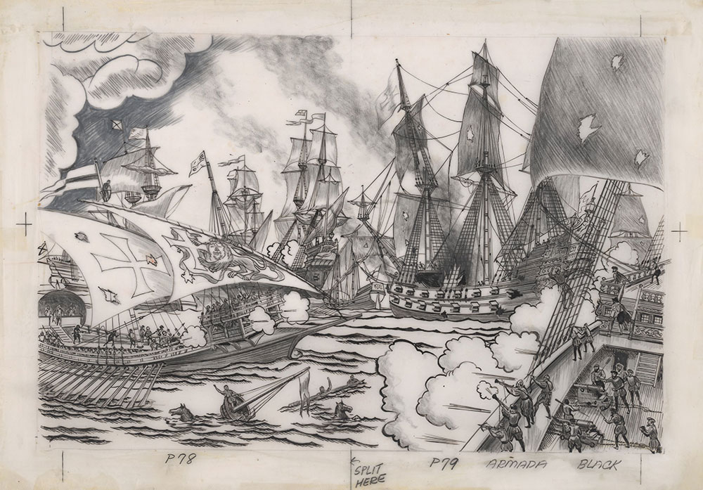 Buehr - The Spanish Armada - Pages 78-79