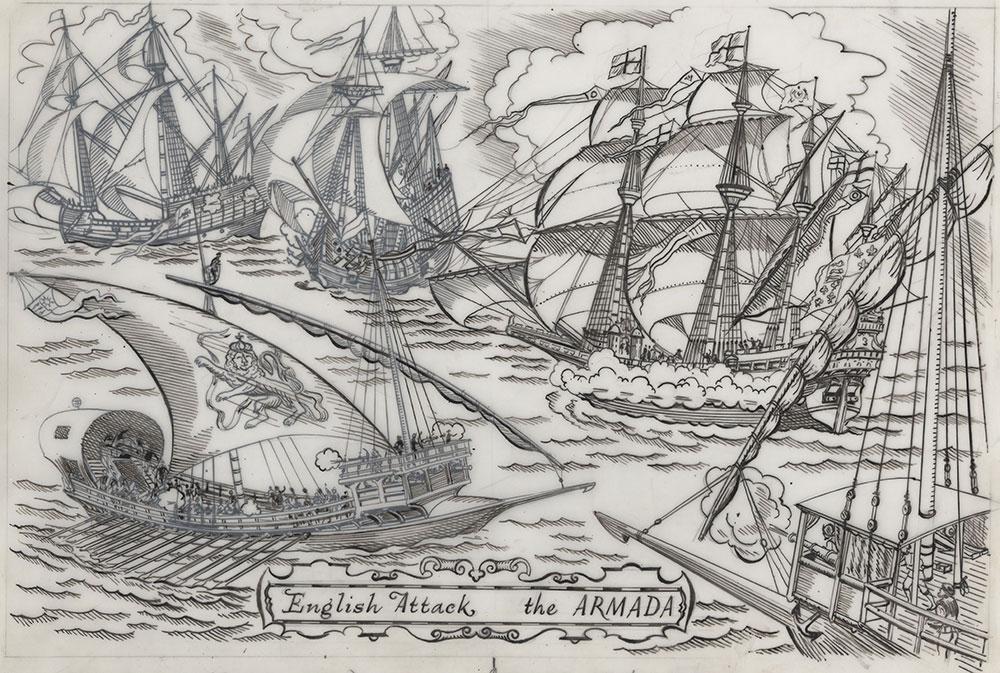 Buehr - The Spanish Armada