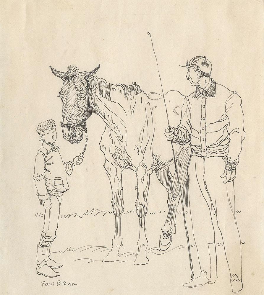 Brown - Horses of Destiny - 127
