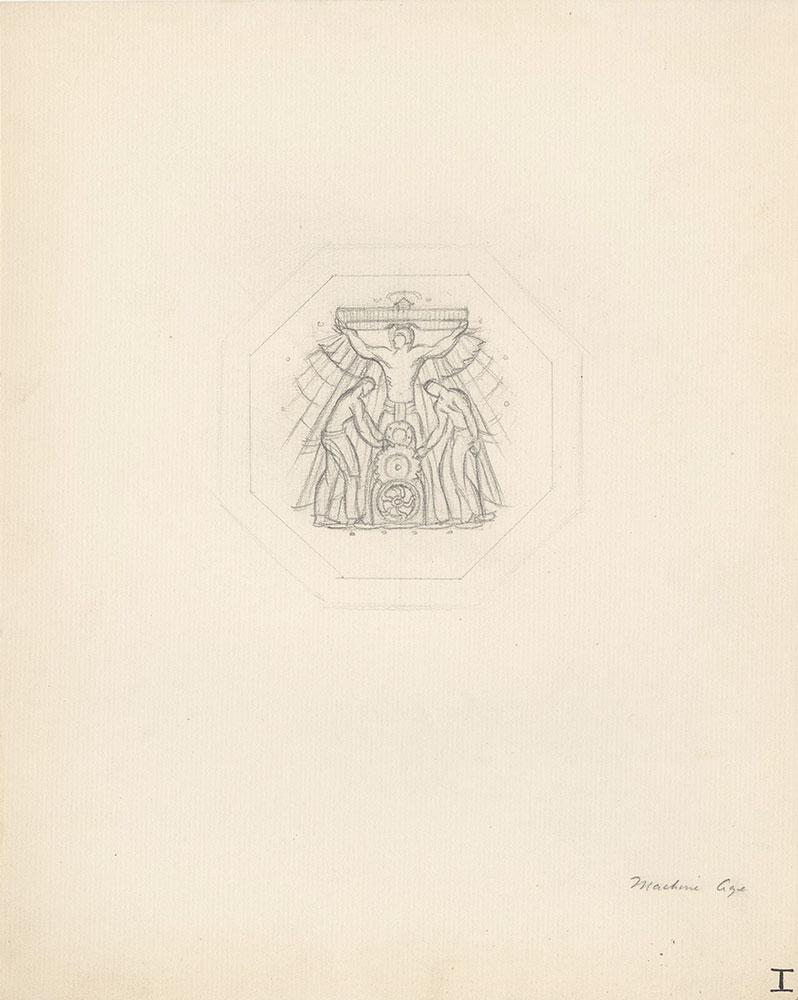 Milhous Sketch - Machine Age