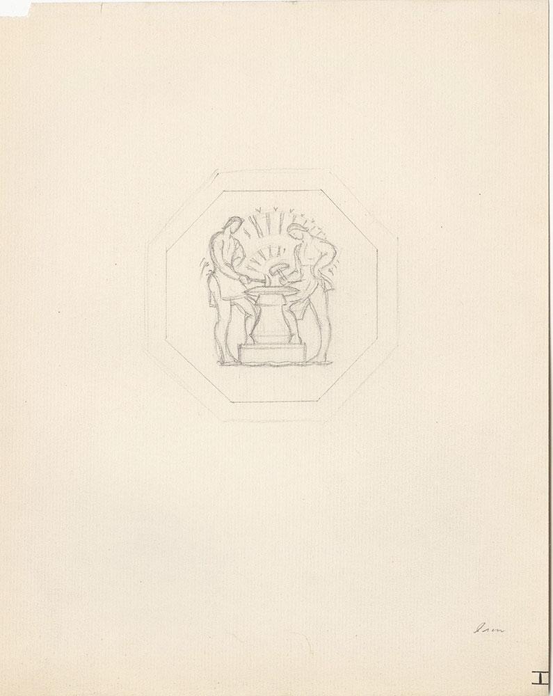 Milhous Sketch - Iron