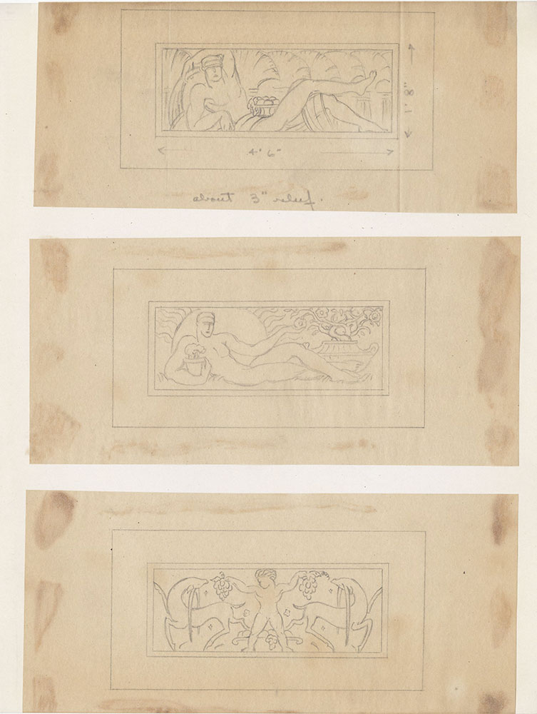 Milhous Sketch - Mythical Men