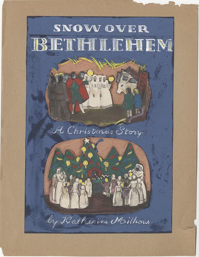 Snow Over Bethlehem