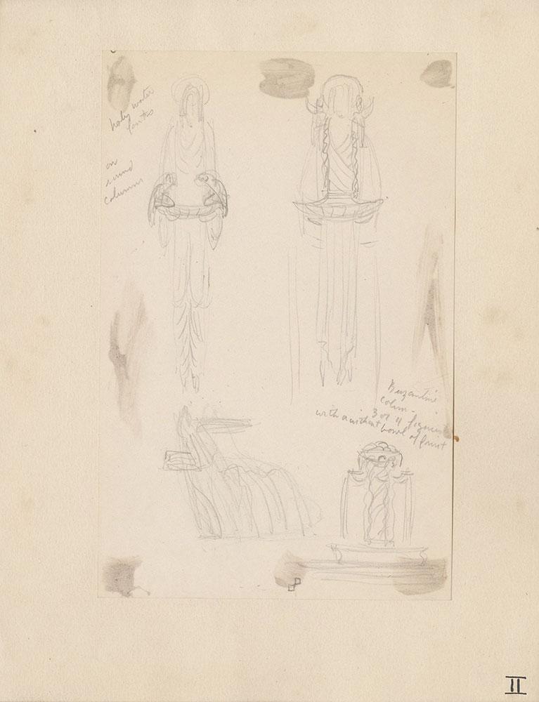 Milhous Sketch - Character Design