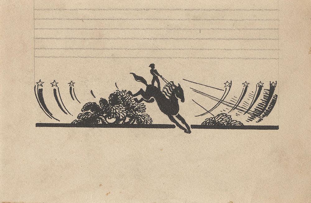 Milhous - Horse and Rider