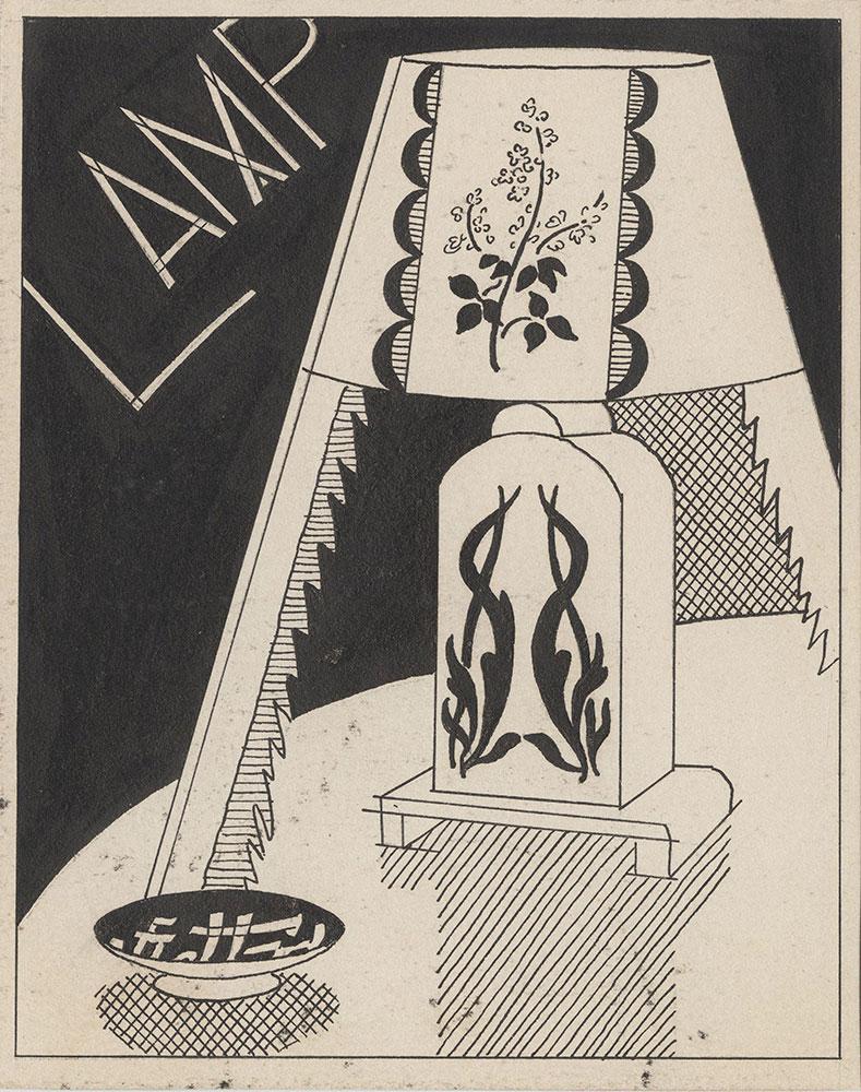 Milhous - Lamp