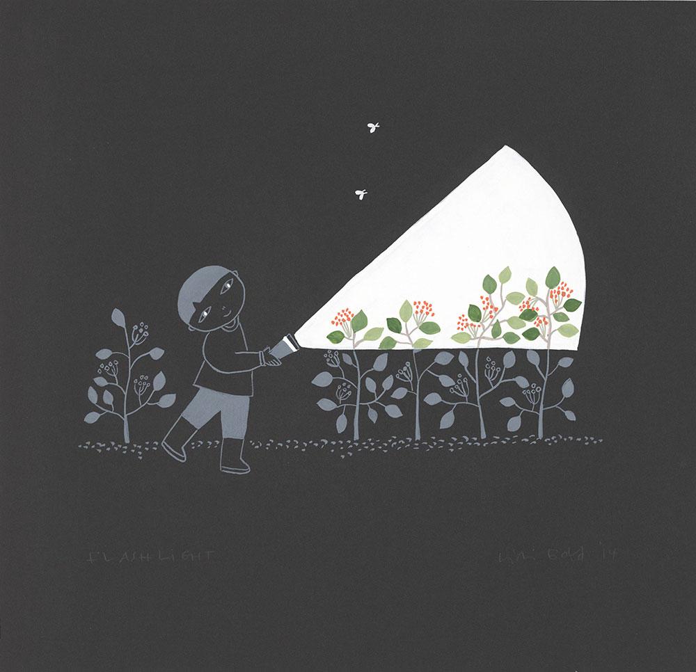 Flashlight - Alternate Cover