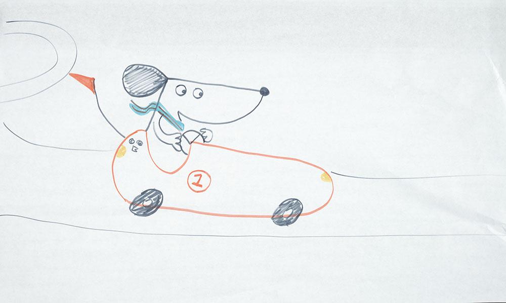 Number One Sam Sketch (1)