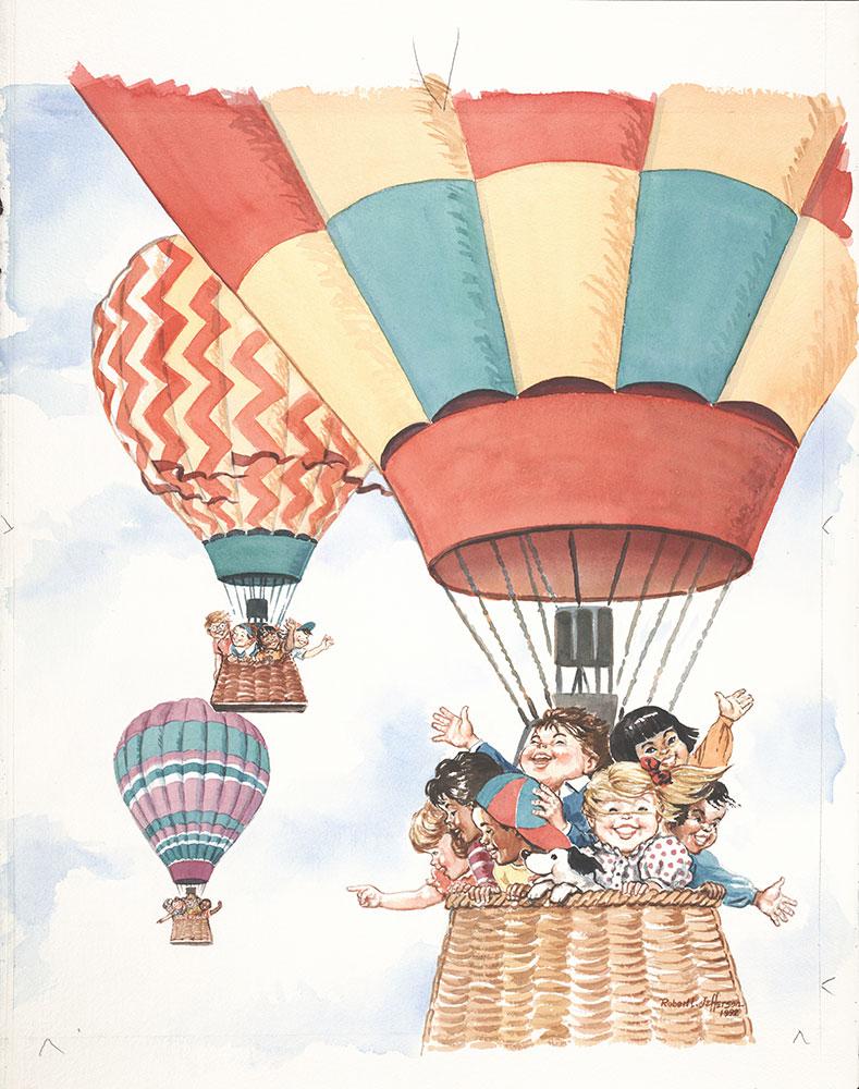 Balloon Ride (2 of 2)