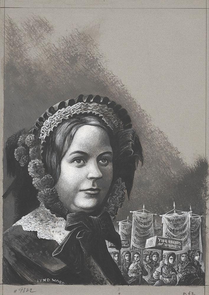 Give Me Freedom - Elizabeth Cady Stanton, pg. 62
