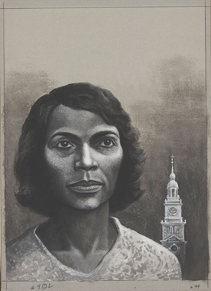 Give Me Freedom - Marian Anderson, pg. 94