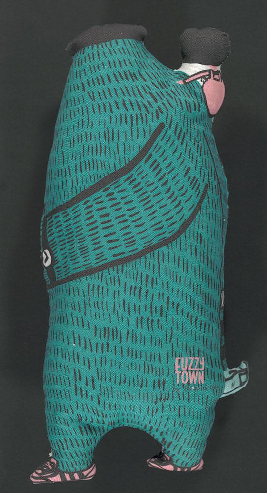 Ohora- Nilson Doll - Back