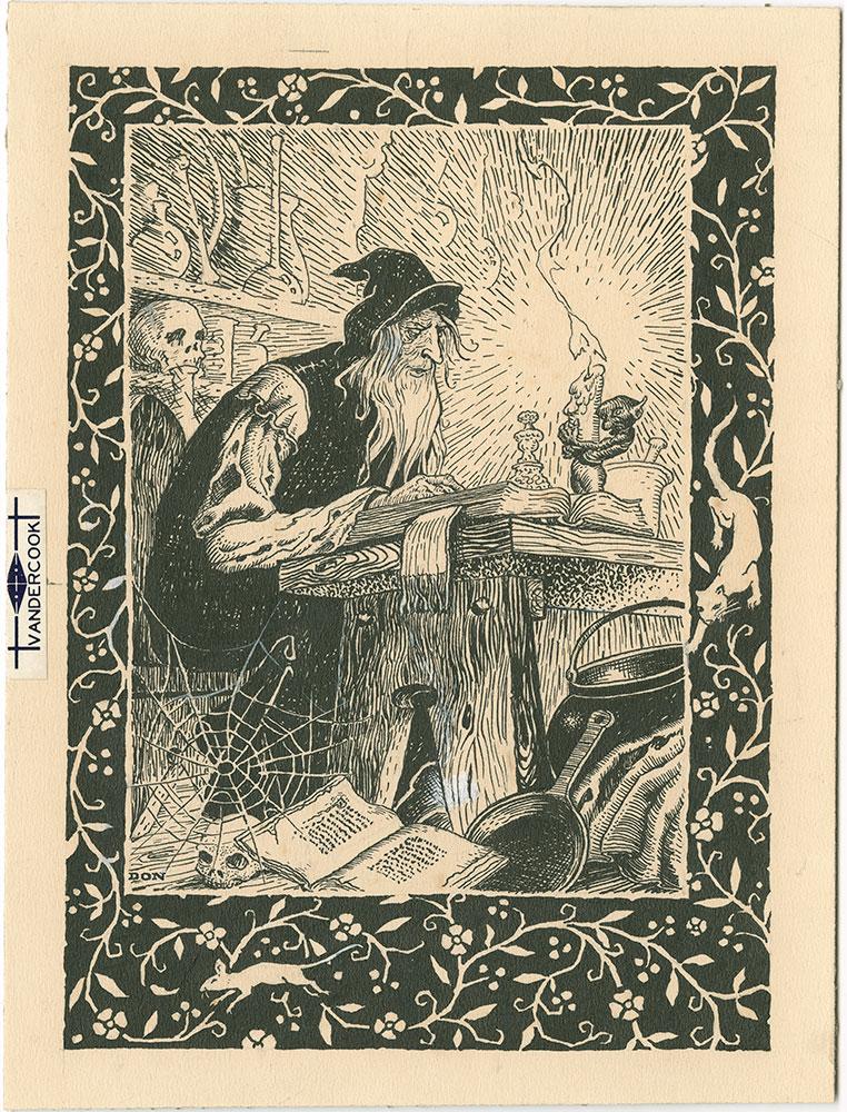 Cooke - Sorcerer's Apprentice - Page 13