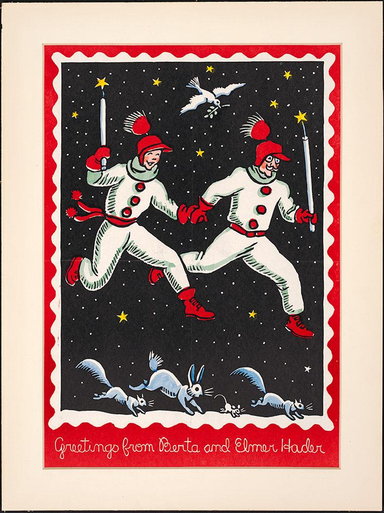 Hader - Christmas Card