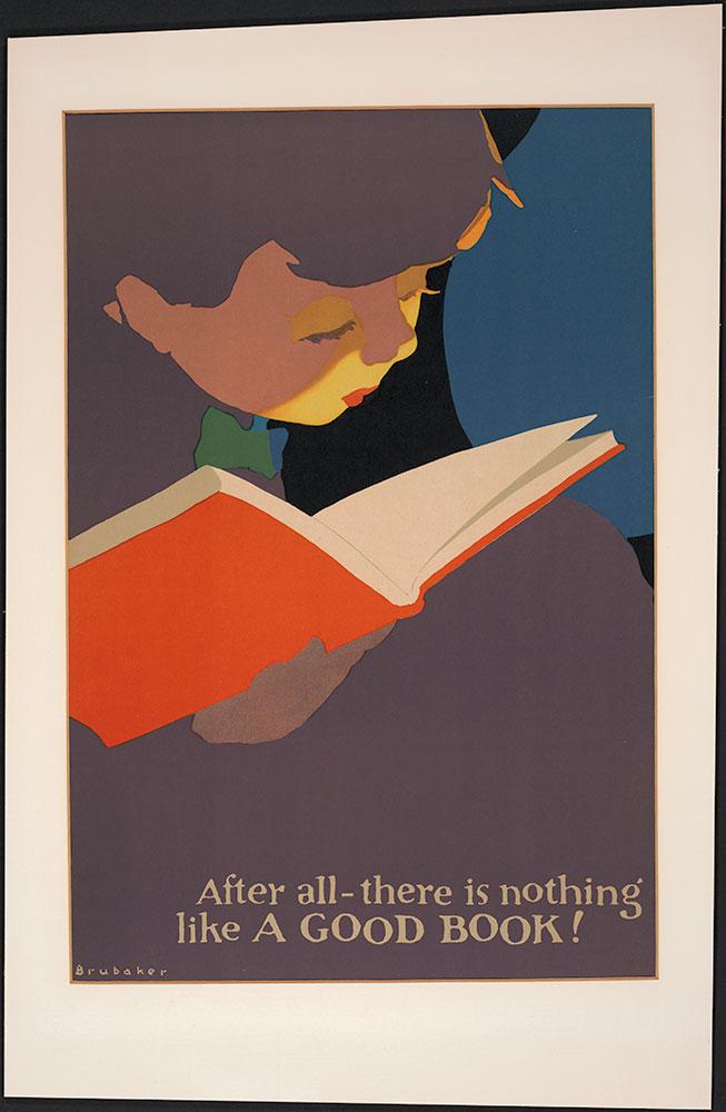 Brubaker - Childrens Book Week - 1926