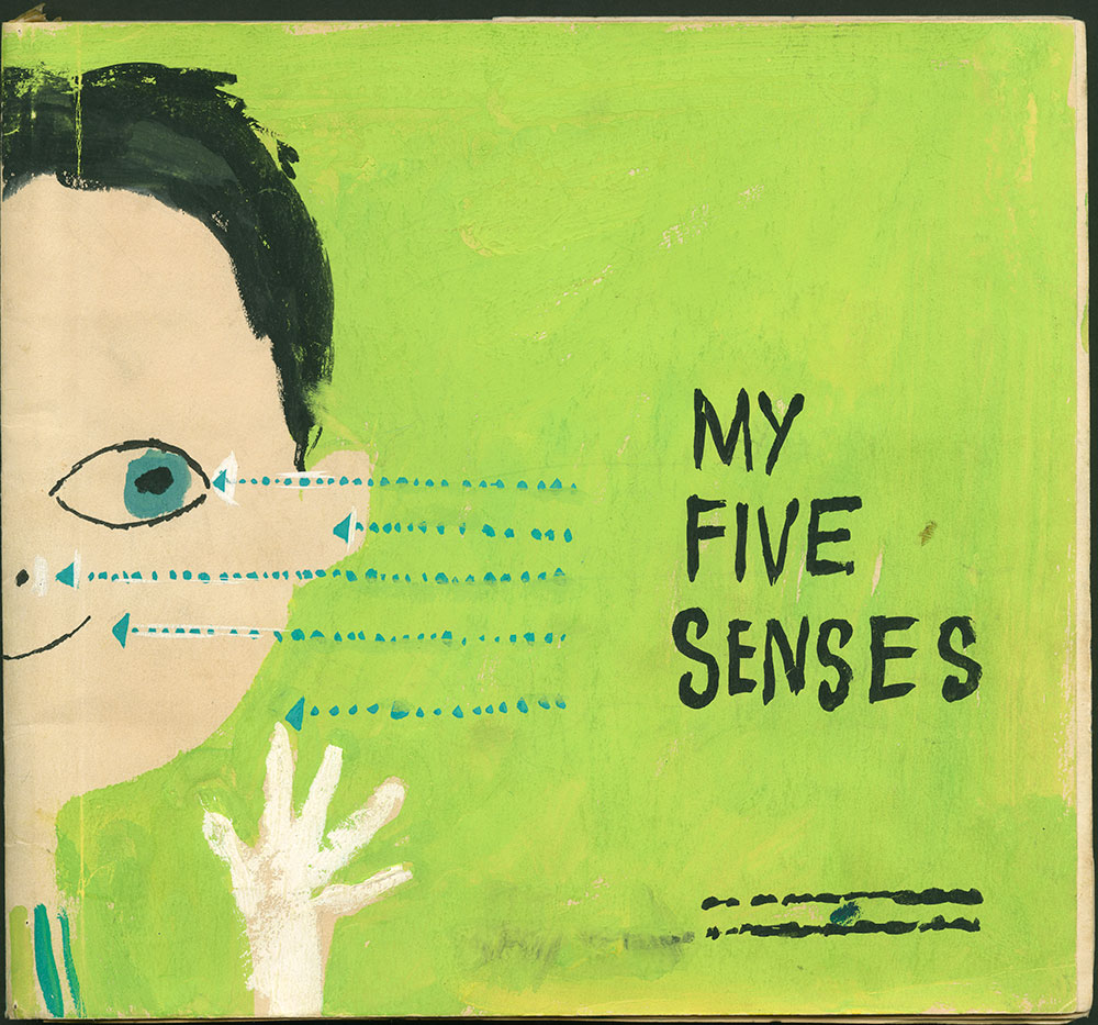 My Five Senses (Dummy) cover