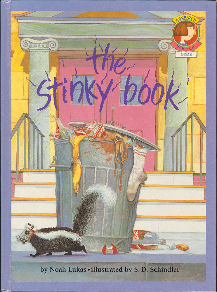 Stinky Book, The - Cover