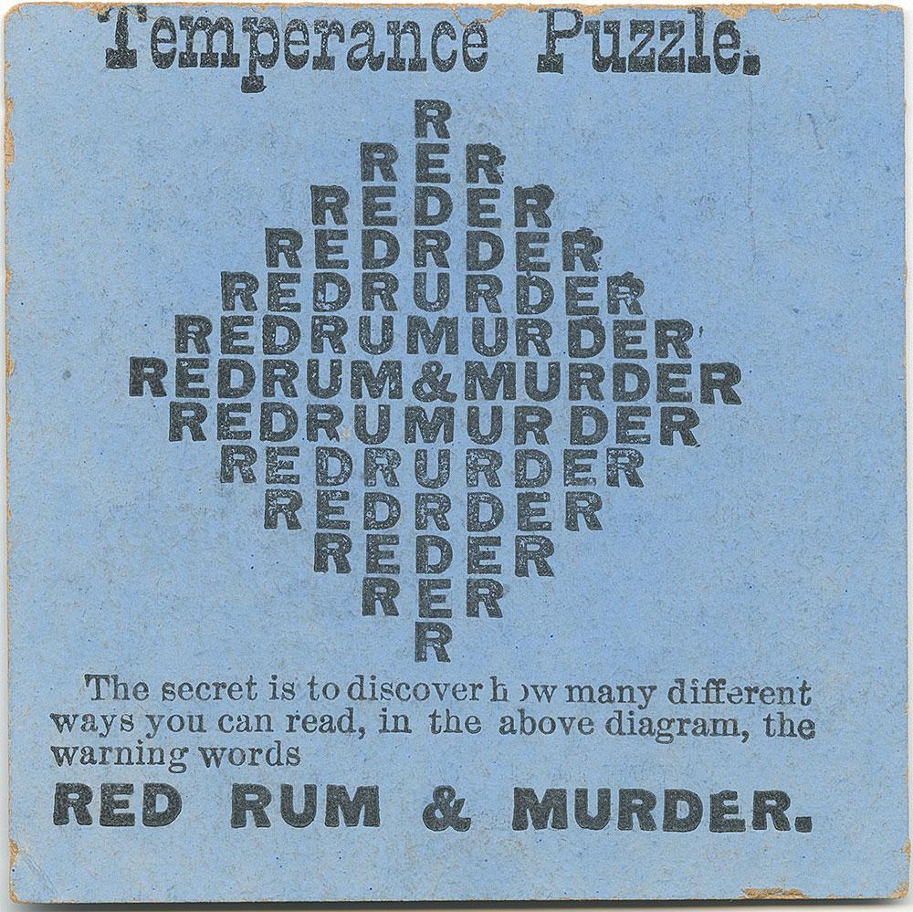 Temperance Puzzle