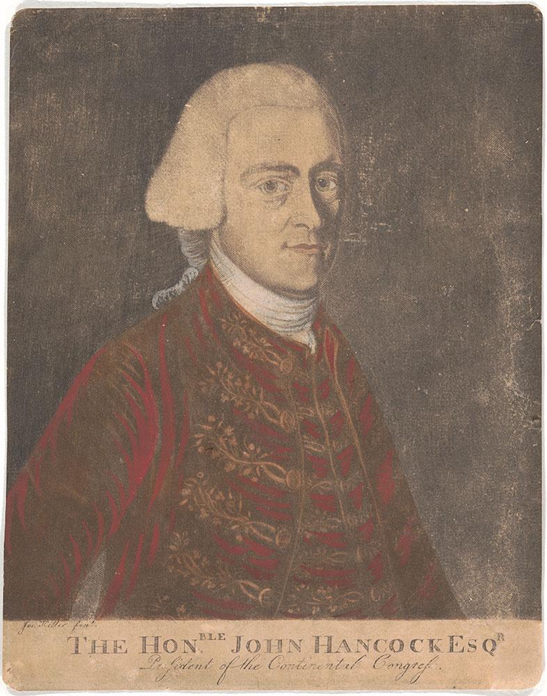 The Hon. John Hancock
