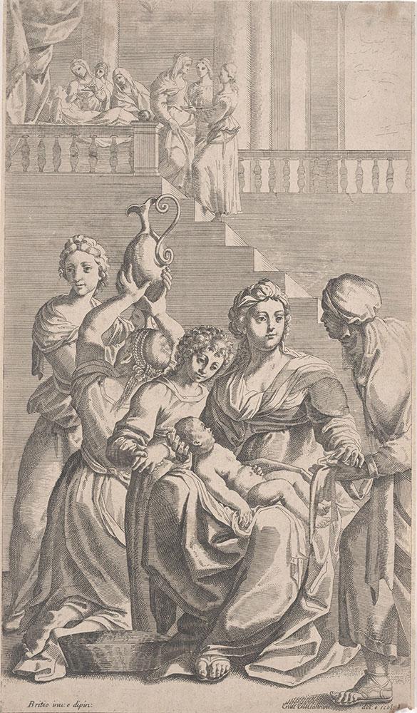 Birth of St. Benedict