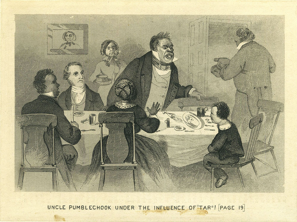Great Expectations - Uncle Pumblechook Under The Influence of Tar