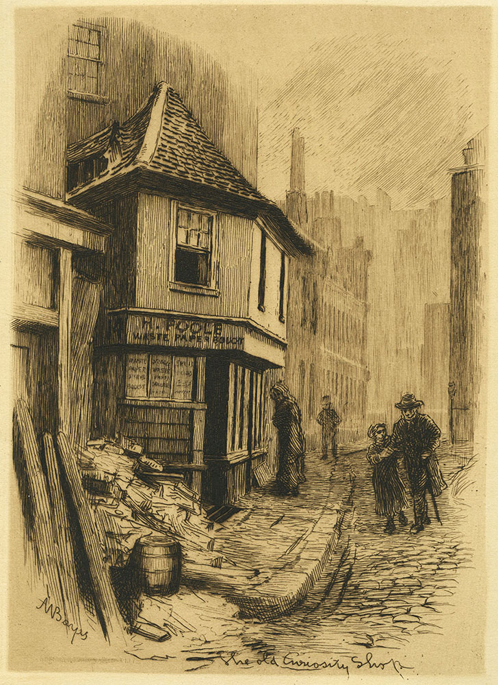 The Old Curiosity Shop - A.W. Bayes