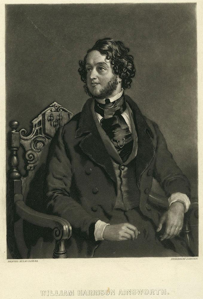 William Harrison Ainsworth