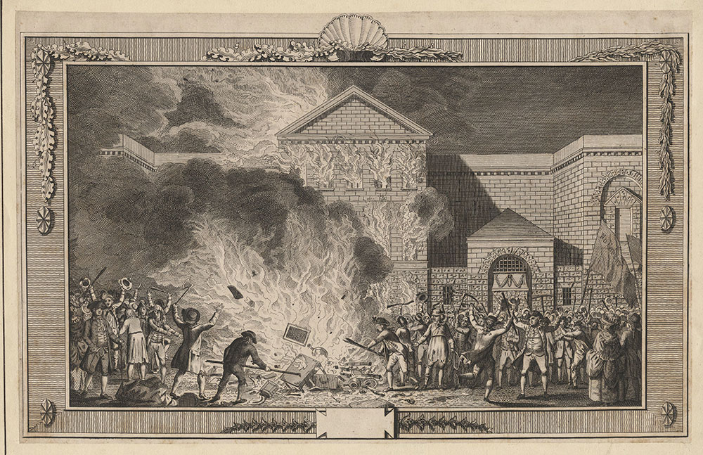 Newgate Prison and the Gordon Riots