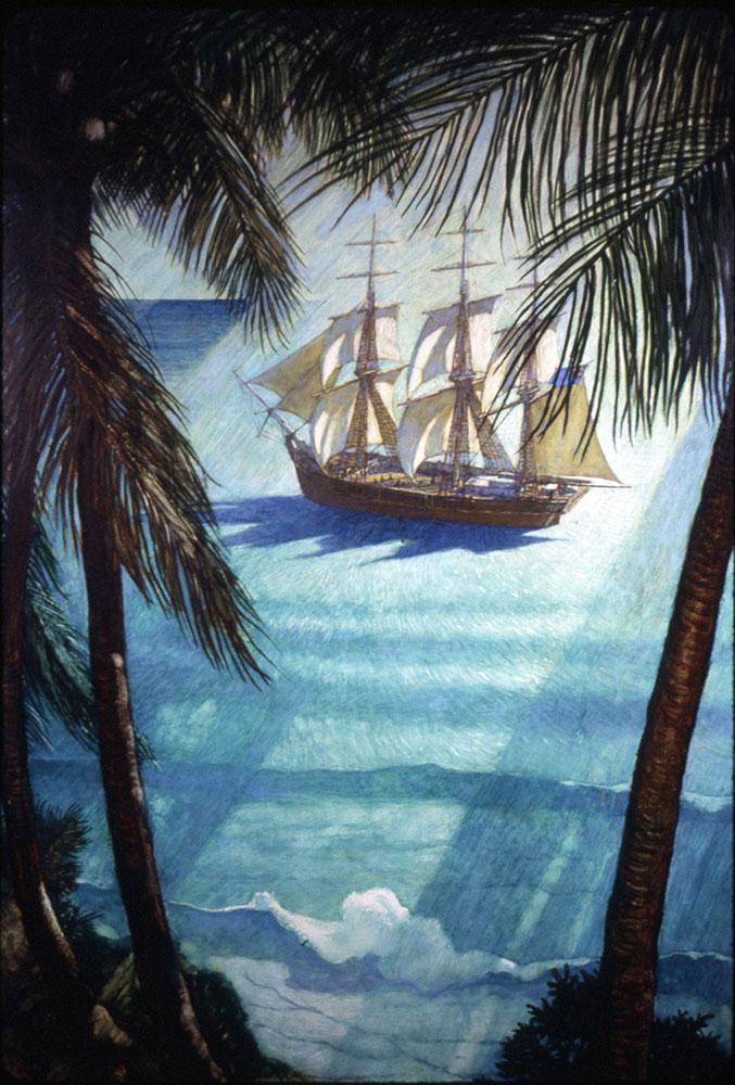The Ship Bounty